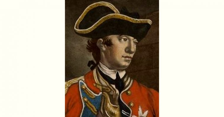 William Howe Age and Birthday