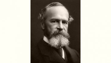 William James Age and Birthday