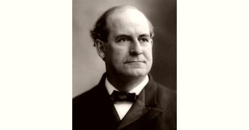 William Jennings Bryan Age and Birthday