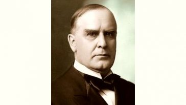 William Mckinley Age and Birthday