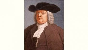 William Penn Age and Birthday