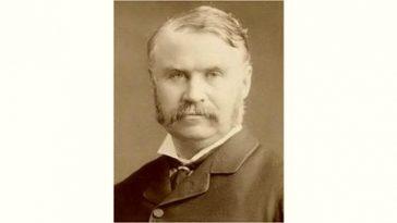 William Schwenck Gilbert Age and Birthday