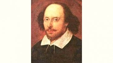 William Shakespeare Age and Birthday
