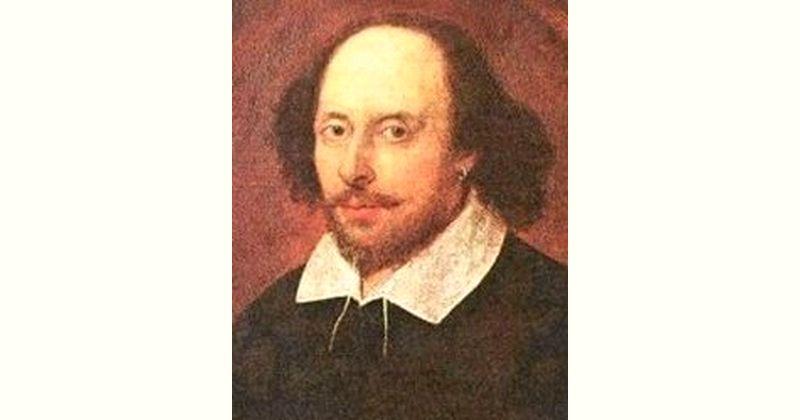 William Shakespeare Age and Birthday