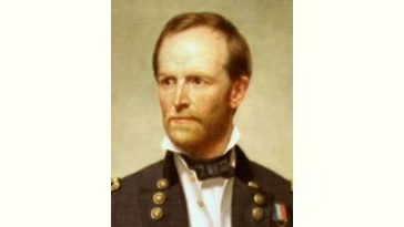 William Tecumseh Sherman Age and Birthday