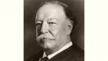 Williamh Taft Age and Birthday