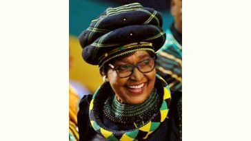 Winnie Mandela Age and Birthday