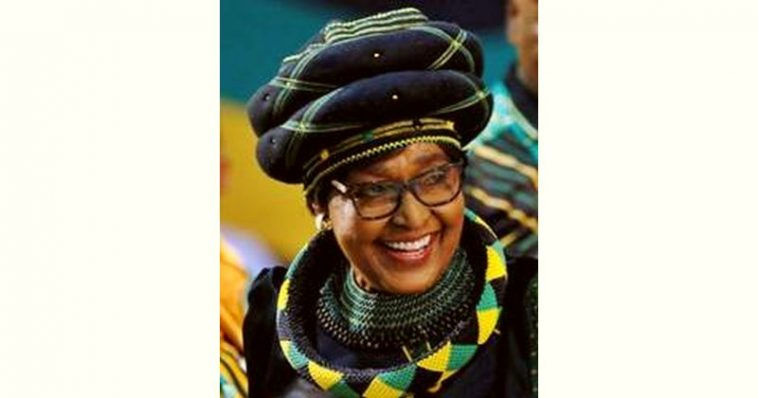 Winnie Mandela Age and Birthday