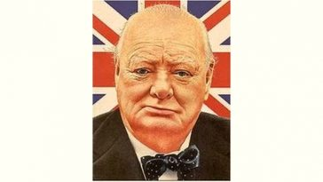 Winston Churchill Age and Birthday
