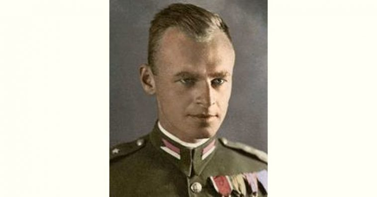 Witold Pilecki Age and Birthday