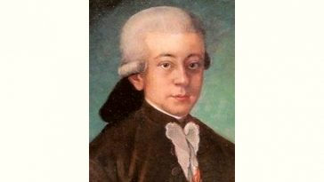 Wolfgang Amadeus Mozart Age and Birthday