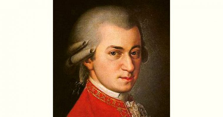 Wolfgang Mozart Age and Birthday