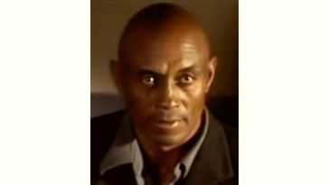 Woody Strode Age and Birthday