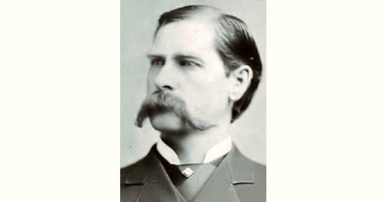 Wyatt Earp Age and Birthday
