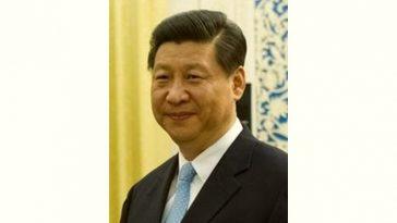 Xi Jinping Age and Birthday