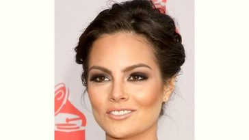 Ximena Navarrete Age and Birthday