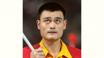 Yao Ming Age and Birthday