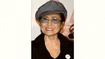 Yoko Ono Age and Birthday