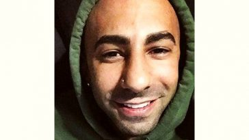Yousef Erakat Age and Birthday