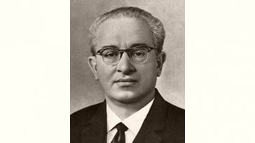 Yuri Andropov Age and Birthday