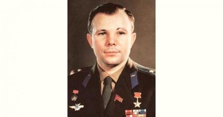 Yuri Gagarin Age and Birthday