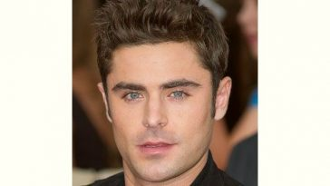 Zac Efron Age and Birthday