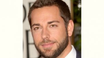 Zachary Levi Age and Birthday