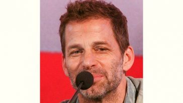 Zack Snyder Age and Birthday