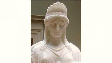Zenobia Age and Birthday