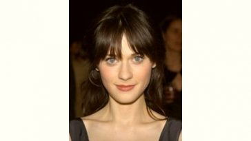 Zooey Deschanel Age and Birthday