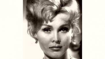 Zsa Gabor Age and Birthday