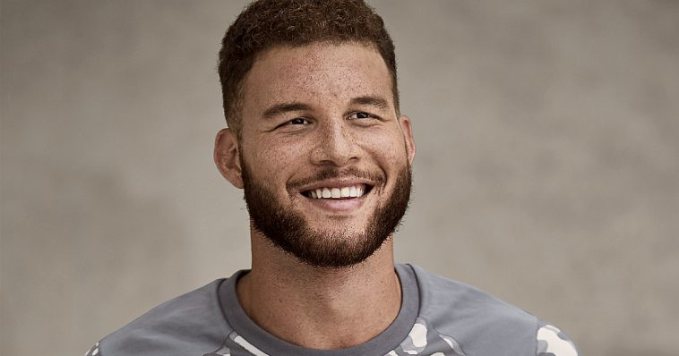 Blake Griffin Age and Birthday 1