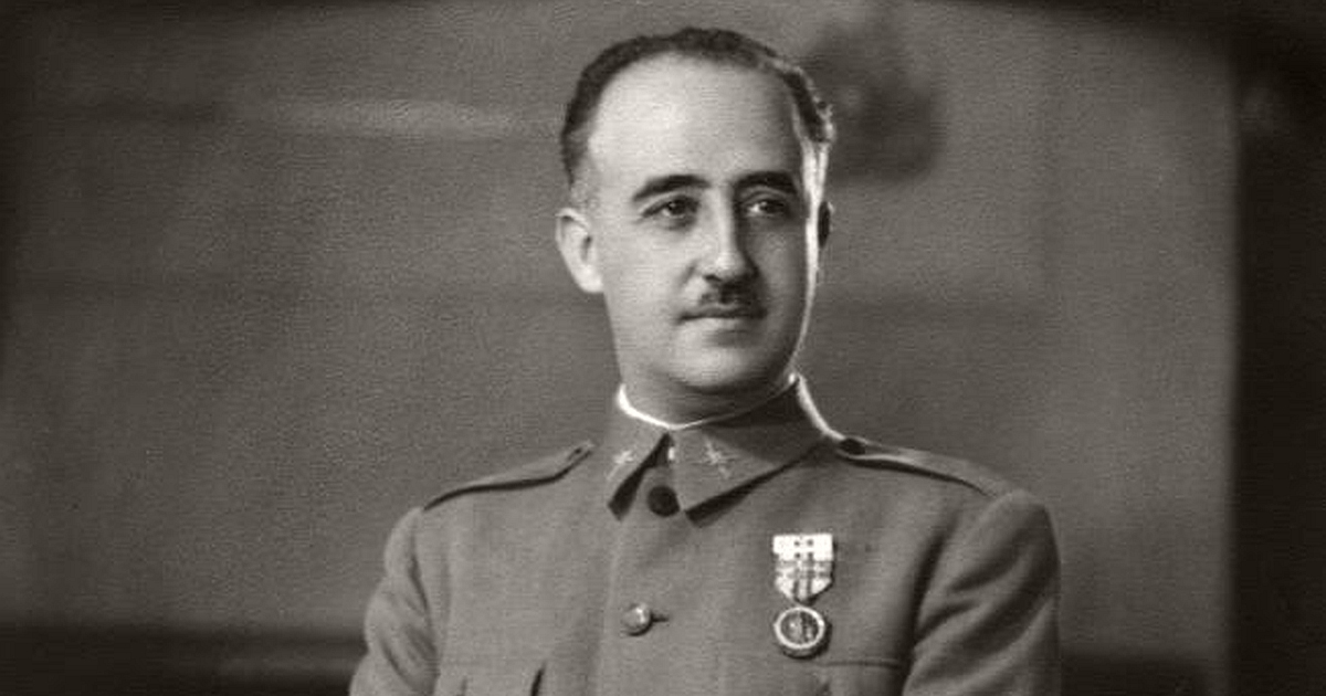 Francisco Franco Age and Birthday