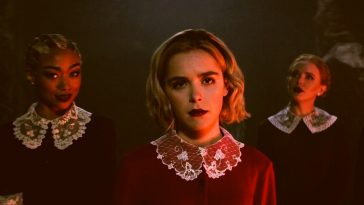 Netflix Indulges in the Horrors of Sabrina 8