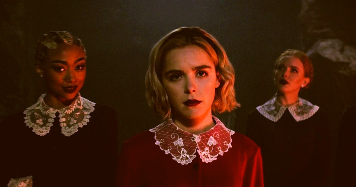 Netflix Indulges in the Horrors of Sabrina 3